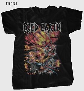 ICED EARTH-The Dark Saga,T-shirt