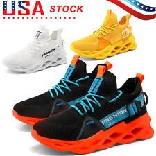 Men's Trail Running Shoes Casual Sneakers Tennis Cross Training Walking Footwear