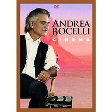 Andrea Bocelli : Cinema : LIKE NEW DVD