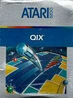 Qix Atari 5200 New Sealed In Retail Box