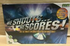 He Shoots... He Scores Interactive DVD Football Quiz Board Game by Vivid Games
