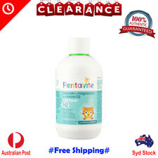 Pentavite Calcium + Magnesium + Vitamin D3 Kids Liquid 500ml Kids Vitamin