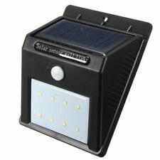 Nubee 8 LED Solar Power PIR Motion Sensor