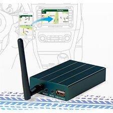 DC12V Autos Black Box Wireless Wifi Converter Mirror Link For Phone To Car Audio