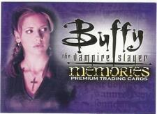 "2006 INKWORKS ""BUFFY the VAMPIRE SLAYER"" PROMO TRADING CARD - V/GOOD CONDITION"