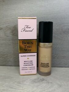 Too Faced Born This Way Super Coverage Concealer NATURAL BEIGE 15ml