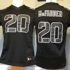 Darren McFadden Nike Jersey Oakland Raiders Youth Size L NFL Players Sewn On