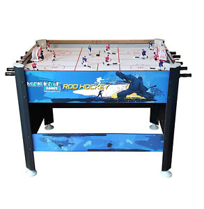 """ManCave Games 45"""" Elite Rod Hockey Game Table - Free Shipping & Games In Stock"""