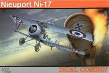 Eduard 1/72 Nieuport Ni-17 DUAL COMBO # 7071