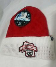 Wisonsin Badgers Knit Hat Zephyr Colorado Collection box#19