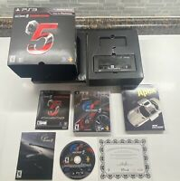Gran Turismo 5 - Collector's Edition (Sony PlayStation 3) PS3 Missing Key Chain
