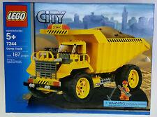 NEW Lego City Dump Truck (7344)