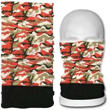 foulard multifonction Hiver écharpe tube polaire ARMY CAMOUFLAGE G