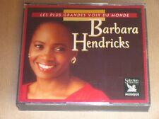 BOITIER 3 CD / BARBARA HENDRICKS / READER'S DIGEST / TRES BON ETAT