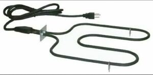 Brinkmann Round Vertical Smoker Electric Heating Element Replacement 116-7000-0