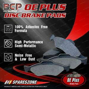 4Pcs Rear Disc Brake Pads for Holden Astra TS AH 1.8 1.9 2.0 2.2 FWD