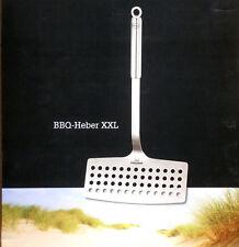 Rösle Barbecue-Heber XXL Sansibar 25 cm  BBQ-Heber Fischheber Grillwender Wender