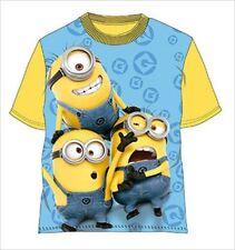 Disney Jungen-T-Shirts & -Polos mit Rundhals-Ausschnitt in Größe 128
