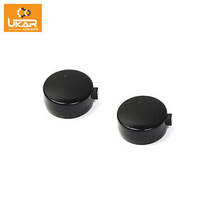 Land Rover Range Rover P38 Set Of Two Wiper Arm Spindle Cap OEM Part AMR3915