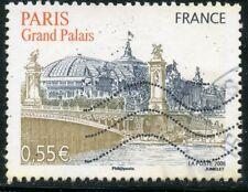 TIMBRE FRANCE OBLITERE N° 4215 // ENVIRONNEMENT // LE GRAND PALAIS A PARIS