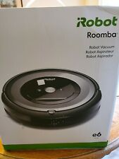 iRobot Roomba E6 Wi-Fi Connected Robot Vacuum E6134 New Factory Sealed