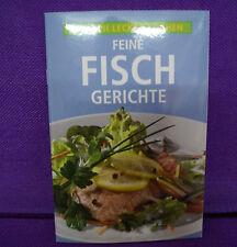 """Einfach Lecker Kochen   """" Feine Fisch Gerichte  """"   Neu   ( 10)"""