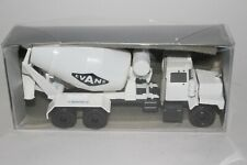Conrad Diecast Mack Cement Truck with Box, 1/50th Scale