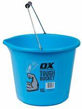 OX Tools - Pro Tough Bucket 15L - OX-P112315
