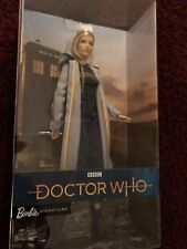 Doctor who 13th  doctor  Barbie Doll