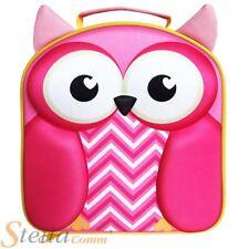 Polar Gear Owl 3D Eva aislante infantil fiambrera para Colegio