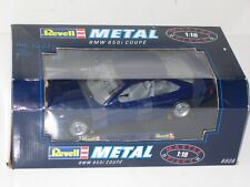 1/18 REVELL  BMW 850i COUPE , BLUE  , NEW , 8808