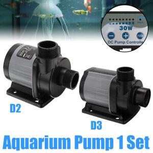 Jebao Aquarium Tank Adjustable Sump Return Water Pump Remote DCS 2000-12000L/H