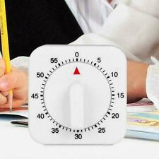 New listing Kitchen Timer Egg&Square Shaped Kitchen Cooking Timer Alarm Mechanical HOT F6R1