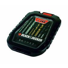 Black & Decker A7186 Jeu d'embouts de tournevis et forets Titane 16 pièce *NEUF*