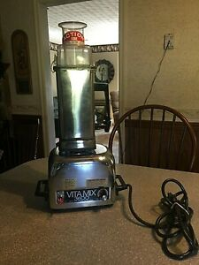 Vintage Vita-Mix Super 3600 Model 479029 Vita Mix 72 oz. Blender Bread Maker
