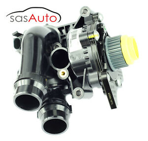 VW / Audi  OEM Engine Water Pump 06H 121 026 CQ with Housing and Thermostat