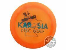 USED Innova Champion Destroyer 172g Orange Teal Foil Distance Driver Golf Disc