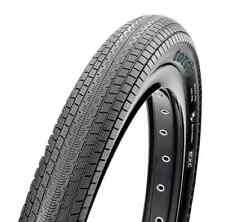 "Maxxis Torcia Kevlar pieghevole Copertone Black 20"" x 1.75"" BMX Race 44-406"