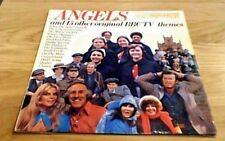 Angels Grandstand Quiller BBC TV PYE red vinyl uk LP 1976 Keith Mansfield Funk