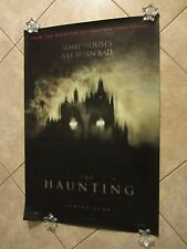 THE HAUNTING movie poster (1999) - original 1 sheet movie poster