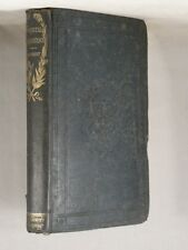 ORIENTAL ACQUAINTANCE; OR, LETTERS FROM SYRIA by J.W. De Forest 1856 1st SIGNED!