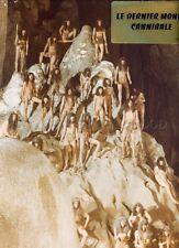 RUGGERO DEODATO ULTIMO MONDO CANNIBALE 1977 VINTAGE PHOTO ORIGINAL #1 CANNIBAL