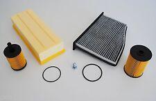 Inspektionspaket Filterpaket Filter Set Seat Leon 1P 2,0 TDI 125KW BMN CEGA