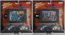 "Johnny Lightning Billboard - VW Käfer & VW New Beetle ""X-Men / Ultimate X-Men"""