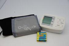 EastShore C12BVL arm blood pressure monitor talking English XL LG CUFF 8.7-19 IN