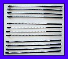 12 Olson blades 4 inch (105 mm) fit new Dremel Moto-Saw MS20-01 scroll saw