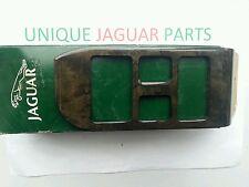X300 xj6 Nuova Finestra Interruttore Trim Birds Eye Maple Genuine Jaguar parte gna1384ha