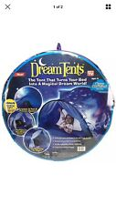 Dream Tents DTWW-CD12 As Seen on TV Winter Wonderland Bed Tent