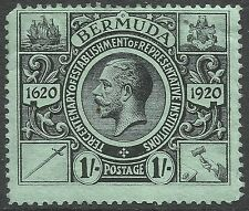 Historical Events Single Bermudian Stamps
