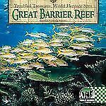 Great Barrier Reef (Troubled Treasures: World Heritage Sites)-ExLibrary